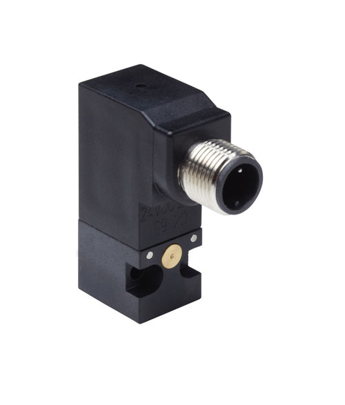 15mm Sub miniature valve M12