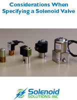 How to choose a solenoid valve